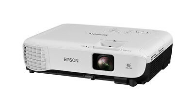 Epson VS250 3LCD Projector - White