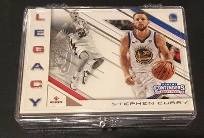2927835c0 2018-19 Contenders Draft Picks Legacy Complete 30 Card Set Curry Tatum  Mitchell