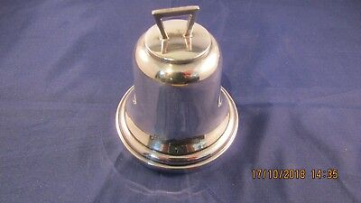 Hallmarked Solid Silver Table Bell