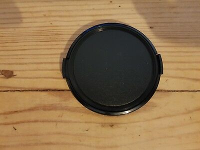 72mm Front Snap On Lens Cap Fits All 72mm Threaded Lenses.