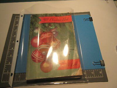 """Vtg~""""wards 1958 Christmas Book+Sale""""-Catalog-Montgomery Ward-Chicago, Ill-Ps-543"""