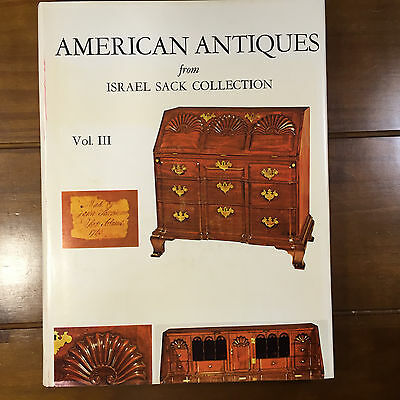 American Antiques Furniture from Israel Sack Collection Volume III 3