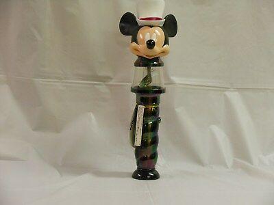 Disney on Ice Mickey Mouse with Top Hat Light Up Wand Flashlight Souvenir