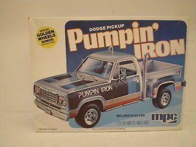1980 Dodge Pick up truck by MPC built very clean! with box, spare parts