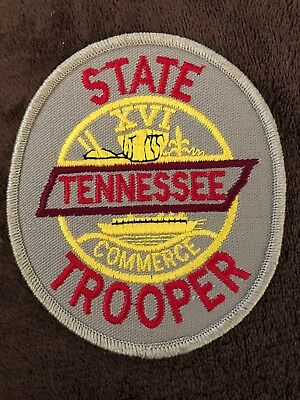 Tennessee State Trooper Patch