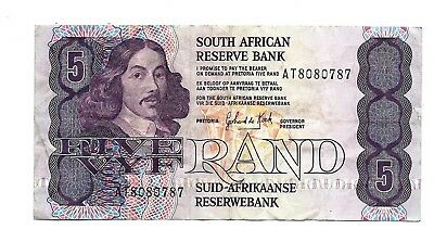 South Africa (P118) 2 Rand 1981