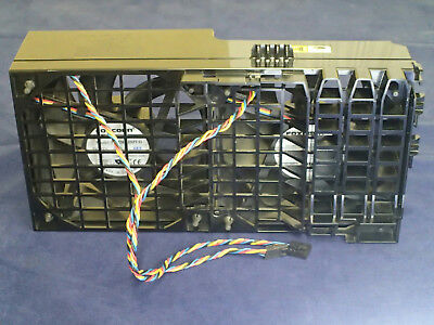 Genuine Dell Precision Workstation T3500 T5500 5-Pin Dual Fan Assembly HW856