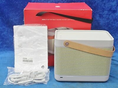 New Bang & Olufsen Beolit 12 Wireless Portable Sound System with AirPlay Yellow
