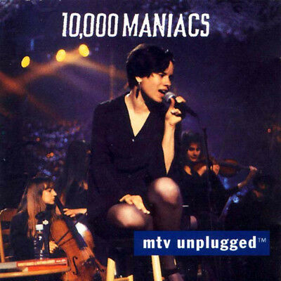 10,000 Maniacs - MTV Unplugged (10000) CD DISC ONLY #74A