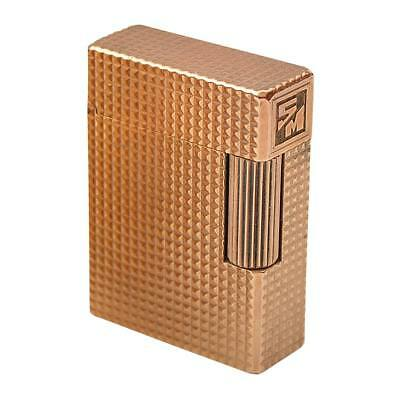 French S. T. Dupont Gold Plated Lighter