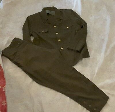 Japanese Wwii Officer Tropical Uniform (Reproduction)