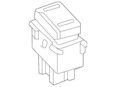 Nissan 870661ab0a Genuine Oem Seat Switch