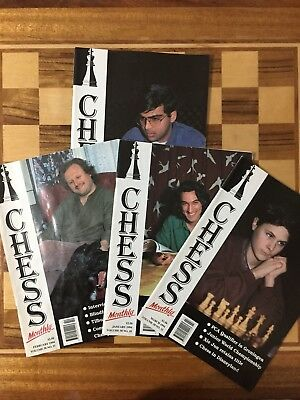 Chess , All 12 Issues of 1994