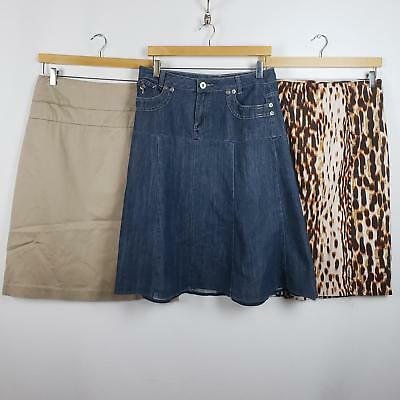 Womens Wholesale Clothing Mixed Lot Skirts Reseller Box Qty 49 Pieces