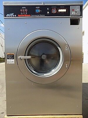 Speed Queen 50lb Washer SINGLE PHASE WITH WARRANTY