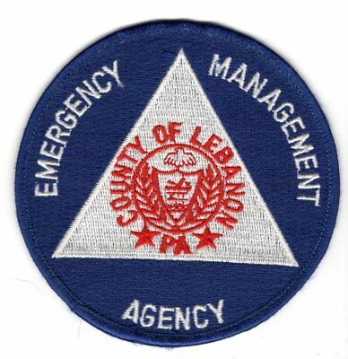 Lebanon County EMA PA Pennsylvania Patch Emergency Management Agency Fire EMS
