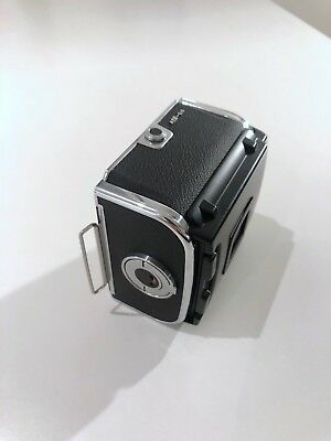 Hasselblad A12 120 Film Back - with add on dark slide holder, near mint.