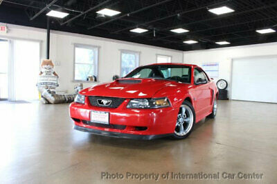 2003 Ford Mustang 2dr Coupe GT Premium 2dr Coupe GT Premium Manual Gasoline 4.6L 8 Cyl  Red