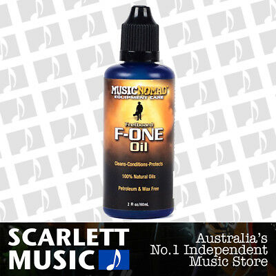 Music Nomad MN105 Fretboard F-ONE Oil Cleaner & Conditioner