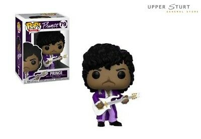 Pop Rocks Prince Prince (Purple Rain) Funko Pop Vinyl EXPERT PACKAGING