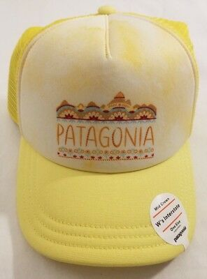 93b708f5d8a Patagonia W s Femme Fitz Roy Interstate Mid Crown Snapback Trucker Hat  Womens