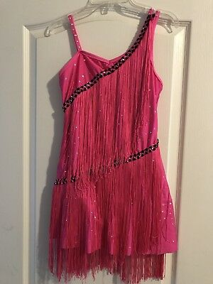 Flapper - 1920s Halloween Costume Or Jazz Dance Costume Size Small