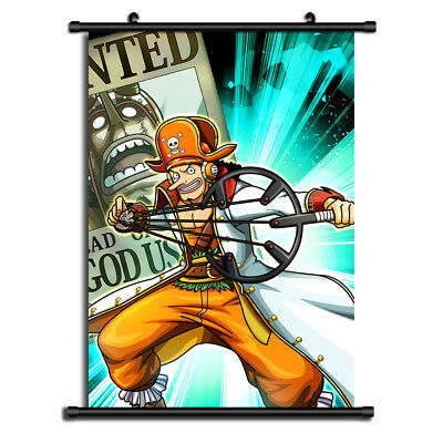 4738 Nami ONE PIECE Decor Poster Wall Scroll cosplay  A