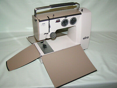 ELNA LOTUS TSP Model 40 Sewing Machine AS IS No Power Cord Or Extraordinary Elna Sewing Machine Models