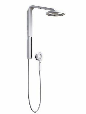 "Nebia Spa Shower Atomizing Shower System with 10"" Head, Handheld Wand. NIB"