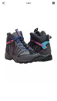 release date: 0b3f5 b6b73 Nike Air Zoom Tallac Lite OG ACG Mens Gray Black Pink Blue Boots 844018-004