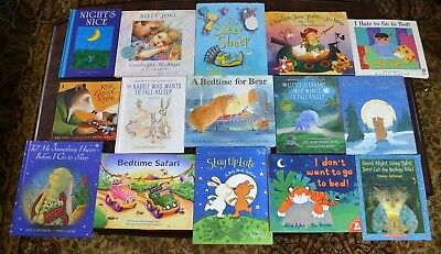 Set Of 14 Popular Baby Children S Picture Books By Nancy Tafuri