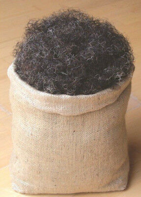 2 pounds Curled Horsehair Horse Hair fill padding upholstery filling, doll fill