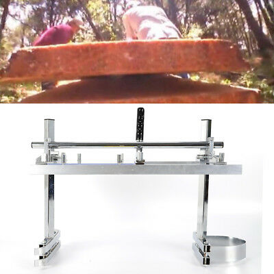 """Portable Chainsaw mill 24"""" Inch Planking Milling Bar Size 14"""" to 24"""" Newest USA"""