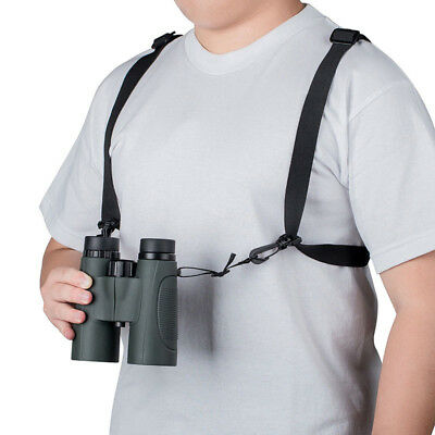 Quality Deluxe Belt On Binoculars Adjustable Fits Well With All Binoculars