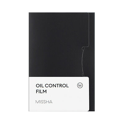 [MISSHA] Oil Control Film - 1pack (50pcs) / Free Gift