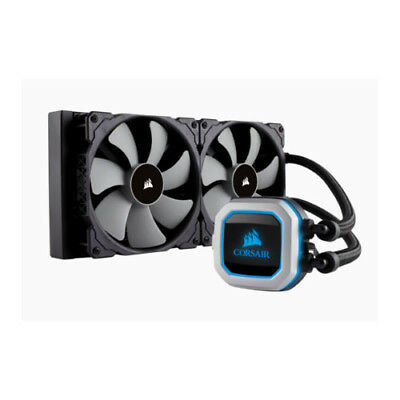 Corsair H115i PRO RGB 280mm Radiator. 2x 140mm ML Fan Support Corsair LINK