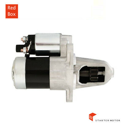 Starter Motor fits Nissan X-Trail T30 2.0L 2.5L Petrol '00 to '07 Manual Only