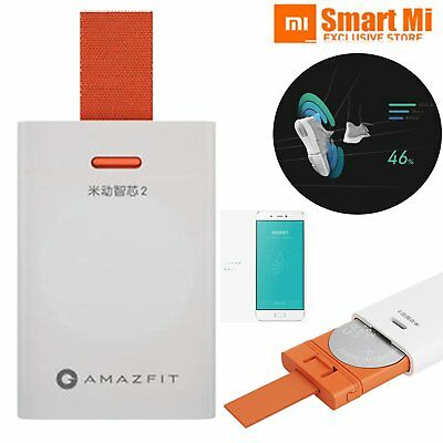 AMAZFIT Bluetooth APP Control Smart Chip 2 for Xiaomi Mijia Sports Sneaker Shoes