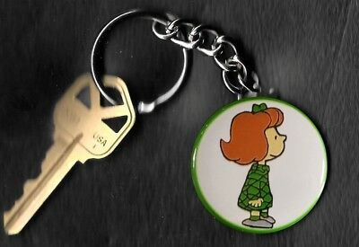 Peggy Jean of Charlie Brown Peanuts by Charles Schulz Key Chain KEYCHAIN