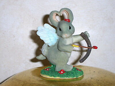 Charming Tails - I'm Your Love Bunny collectable rabbit ornament 84/101