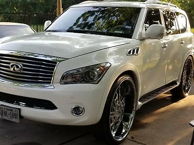 2012 Infiniti QX80  Very clean & well taken care of