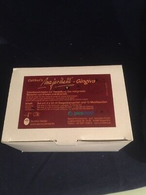 Majesthetik-Gingiva scan 2x50ml Set