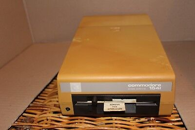 Commodore 1541 disc drive