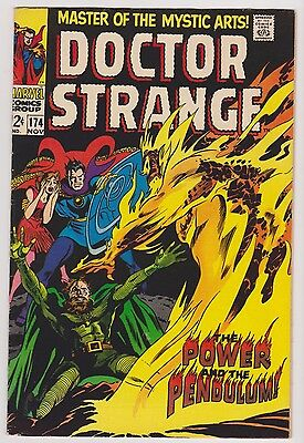 Doctor Strange #174, Very Fine - Near Mint Condition