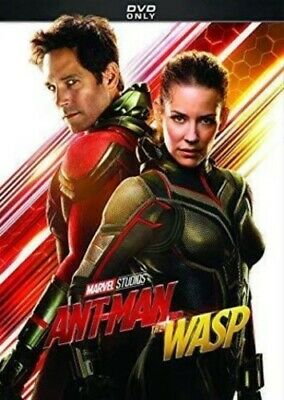 Ant-Man & The Wasp (REGION 1 DVD New)