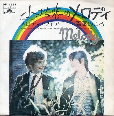 Bee Gees Melody fair - First of May / Japan
