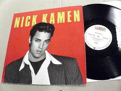 """Nick Kamen-Loving You Is Sweeter Than Ever(1987) D Wea12""""45Rpm Maxi Single Synth"""