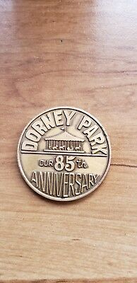 Dorney Park Vintage 85th Anniversary Collector coin (1884-1969)