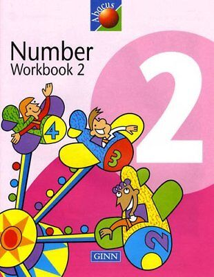 1999 Abacus Year 2 / P3: Workbook Number 2 (8 pack) (NEW ABACUS (1999)) By Ruth