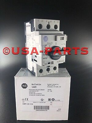 Allen-Bradley 140M-C2E-C16 **New In Box** —Ships Same Day Or Next day —